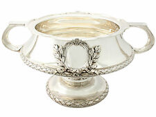 Antique Sterling Silver Bowls/Centerpieces George V 18662g Height 12.2cm