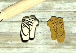 Ballet shoes cookie cutters formine per biscotti cookie cutters tagliapasta