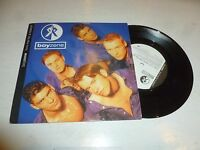 "BOYZONE - Love Me For A Reason - Deleted 1994 UK 7"" Single"