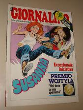 IL GIORNALINO=1979/15=SUSANNA FUMETTO=PAOLO ROSSI=DONNE ARBITRO=CONOSCERE INSIEM