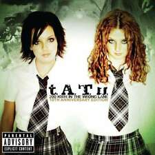 T.a.t.u. - 200 Km/h In The Wrong Lane NEW CD