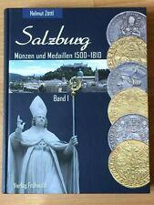 More details for salzburg coins and medals catalogue munzen und medaillen volumes 1 and 2
