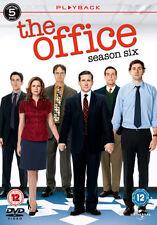 DVD:THE OFFICE - AN AMERICAN WORKPLACE - SEASON 6 - NEW Region 2 UK