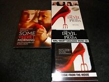SOME VELVET MORNING & DEVIL WEARS PRADA w/WALMART EXCLUSIVE MUSIC CD-2 movies