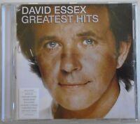 DAVID ESSEX - Greatest Hits ~ CD ALBUM