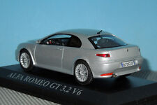 ALFA ROMEO GT 3.2  V6 SPORT GRISE 1/43 ITALIA SILVER