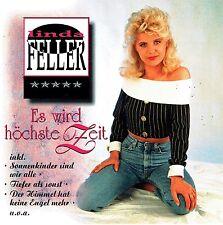 (CD) Linda Feller - Es Wird Höchste Zeit - Sonnenkinder sind wir alle (1994)