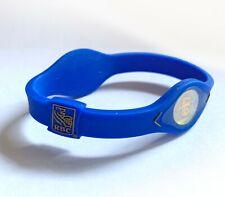 Power Wristband Energy Balance Silicone Bracelet - with RBC Logo - Size Medium