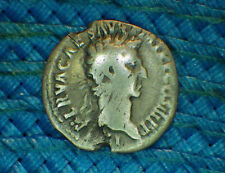 "NERVA  96 AD.....First of the ""FIVE GREAT EMPERORS""......NICE SILVER PORTRAIT  !"