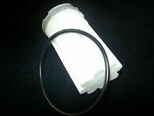 """1x Siku-Filter 35 µm Sternform weiß 70 mm Baulänge  für 3/8"""" Heizölfilter"""