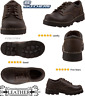 Skechers Women's Leather Casual Lace up Parties-Mate Oxford Shoe,8 B(M)Chocolate