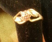 10kt Black Hills Gold Women's Rosebud Ring