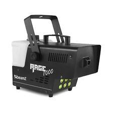 LED Lichteffekt Nebelmaschine Party Fog Machine 6x3W RGB 1000W 125m³/min 2l