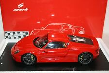 Porsche 918 Spyder • NEU • Spark • 1:18