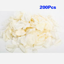 Ivory Silk Rose Petals - Bag of 200 petals CT G5F8 B2M8