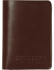 Volcom The Classic Card Leather Wallet in Brown