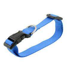 Strong Nylon Dog Pet Lead Leash Adjustable Collar Harness Various Colours