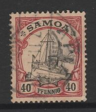 Handstamped Pacific Stamps