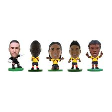 5 PLAYER SET COLOMBIA FIFA WORLD CUP 2018 SOCCERSTARZ MINI SOCCER FIGURES