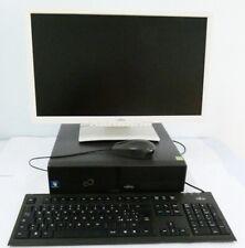 """PC DESKTOP POSTAZIONE COMPLETA INTEL CORE I3 4GB HDD 500GB WIN 7 + MONITOR 20"""""""