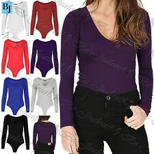 Unbranded Polyester Long Sleeve V Neck Women's Tops & Shirts