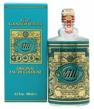 MÄURER & WIRTZ 4711 EAU DE COLOGNE EDC 150ML SPLASH. NEW. FREE SHIPPING