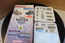 DRAGON 1/144 PANZER KORPS GERMAN MARDER III M & MARDER III MODEL KIT BOXED