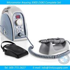 Micromotor Brush handpiece 50K RPM Dental Laboratory. Anyxing. Good Price