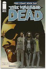 Free comic book day The Walking Dead Image fcbd 2013