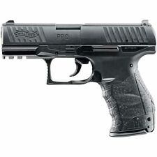 Umarex Walther PPQ BB Gun And .177 Pellet CO2 Air Pistol (CO2 NOT INCLUDED)