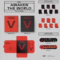 WayV 1st Album Awaken The World CD + Photobook + Photocard + Poster CHINA ver