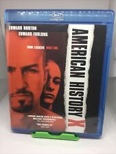 American History X (Blu-ray Disc, 2009)