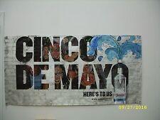 El Jimador Silver Tequila - Cinco De Mayo 71x36 Wall Banner *NEW*
