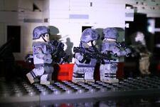 LEGO US MARINES CUSTOM ( US ARMY - RANGERS ) BRICKARMS MINIFIG CAT BRICKMANIA