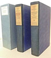 LIFE & OPINIONS OF TRISTRAM SHANDY - Laurence Sterne Limited Editions Club 1935