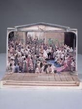 +# A007317 Goebel Archiv Muster Aufsteller Plaque Bild von Jesus 59-033