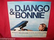DJANGO & BONNIE 3 LP 1973 ITALY MINT- Malizia OST Baglioni Beatles etc. SEXY CVR