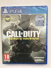 Call of Duty: Infinite Warfare Inc Free Call of Duty Keyring (PS4)