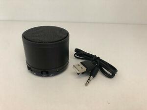 50x Bluetooth Mini Musikbox Lautsprecher * schwarz * Sonderposten