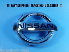 FRONT GRILL EMBLEM FOR NISSAN ALTIMA 2007 - 2012 EMBLEM BADGE USA 62890JA000