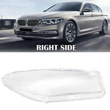 Right Side Headlight Clear Lens Cover For BMW F10 F18 520 523 525 535 530 10-14