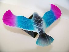 """Balancing Bird 6"""" Wingspan with Pyramid Stand Magic Scientific 'Colors Vary'"""