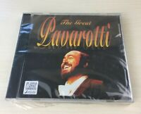 The Great Pavarotti Classical Audio CD - Classic Artists, Brand New Sealed