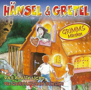 Grimms Märchen - Hänsel & Gretel   CD