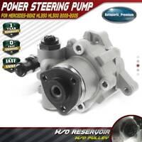 Power Steering Pump for Mercedes-Benz W163 ML350 ML500 V6 3.7L V8 5.0L 21-5394