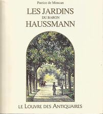 Catalogue Les jardins du baron Haussmann, Le Louvre des Antiquaires