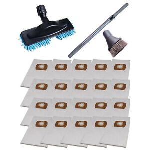Staubsaugerdüsen Saugrohr Set + Mikrofaser Mop Rowenta Multicraft/Universal 19 L