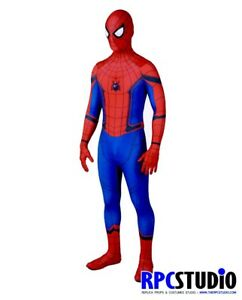 The RPC Studio Official Spiderman: Homecoming Cosplay Suit, No Muscle Shade