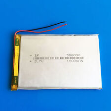 3.7V 1800mAh Li Po Battery 306090 For Tablet PC DVD GPS Camera Recorder PAD PSP