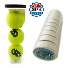 CA PLUS 15K TENNIS SOFT BALL 3 PC + AS SPORTS PLASTIC TAPE 10 PC FOR CRICKET